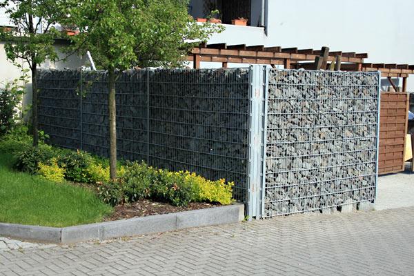 garten und landschaftsbau bandel zaunl sungen oberhausen holzz une oberhausen. Black Bedroom Furniture Sets. Home Design Ideas